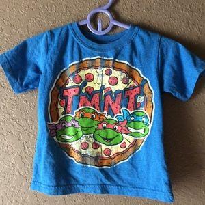 Boys TMNT tee shirt